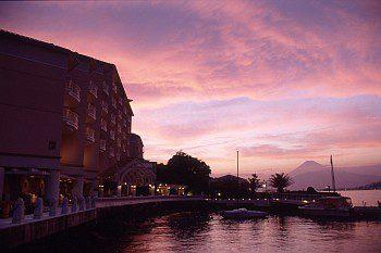 淡島ホテル外観